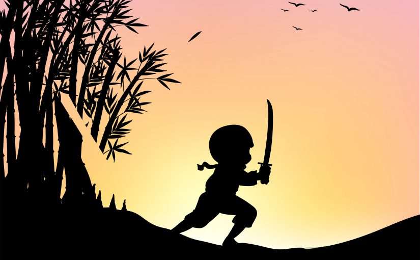 Ninjas and fairies … Does it matter what people think?